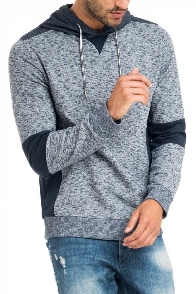 salsa jeans Pullover »VANCOUVER« in Blue