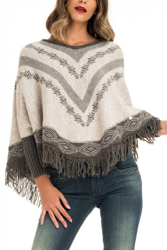 salsa jeans Pullover in Brown