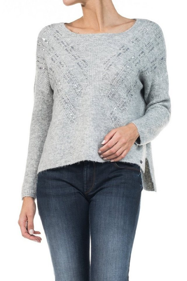 salsa jeans Pullover »THAILAND« in Grey