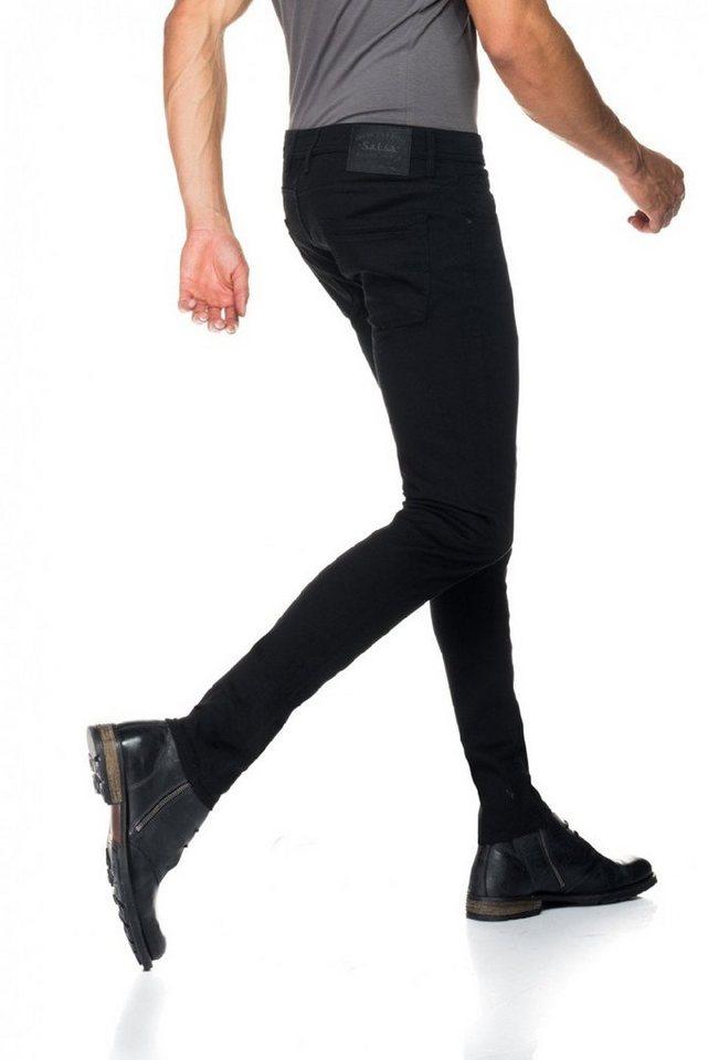 salsa jeans Jean »Kurt« in Black