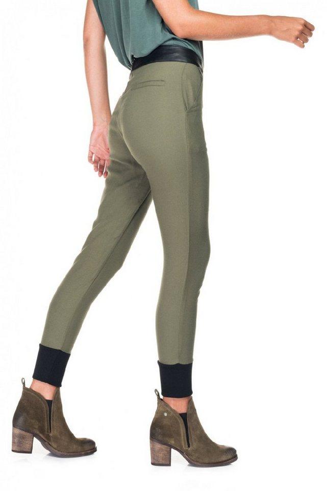 salsa jeans Jean »Boyfriend/ Lori« in Green