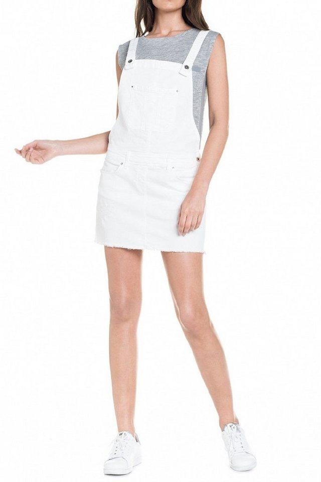 salsa jeans Kurze Rock »MEGAN« in White