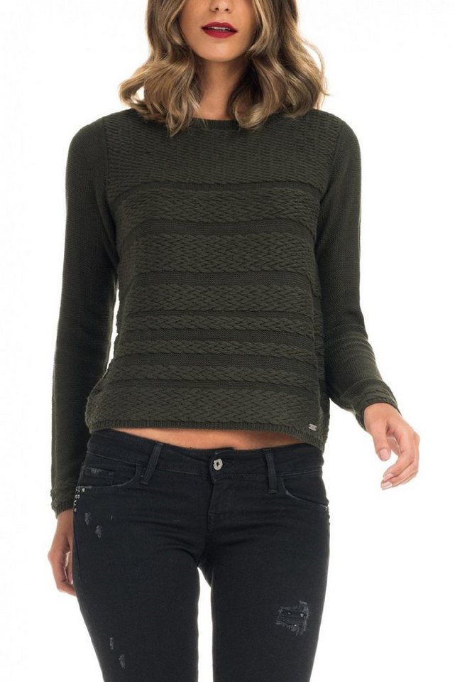 salsa jeans Pullover in Green