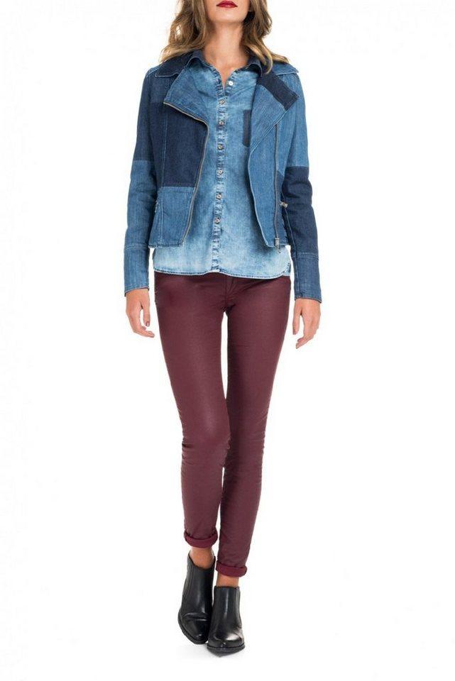 salsa jeans Outdoorjacke in Blue