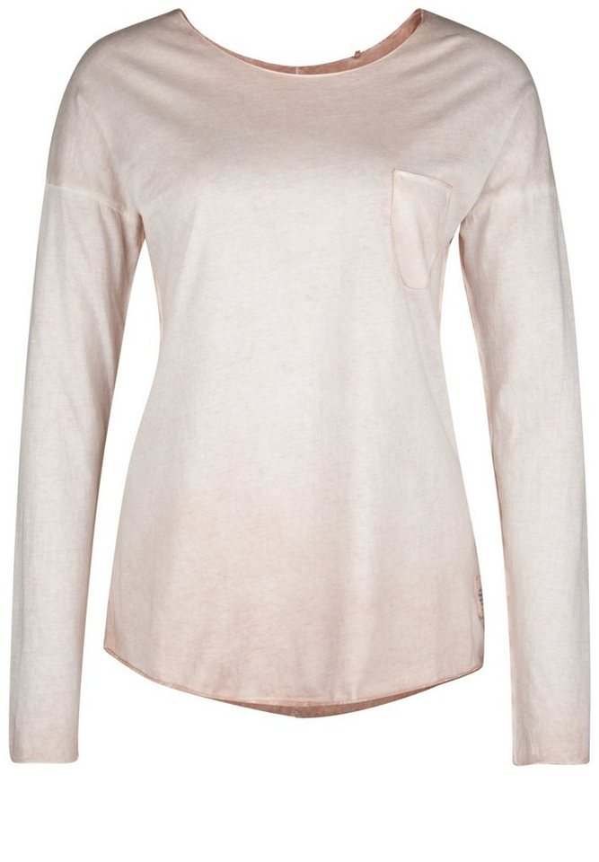 DAILY'S NOTHING'S BETTER Longsleeve »HERMINE« in blush