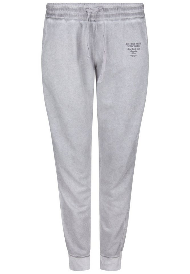 Better Rich Sweathose »PANT HOME« in gray