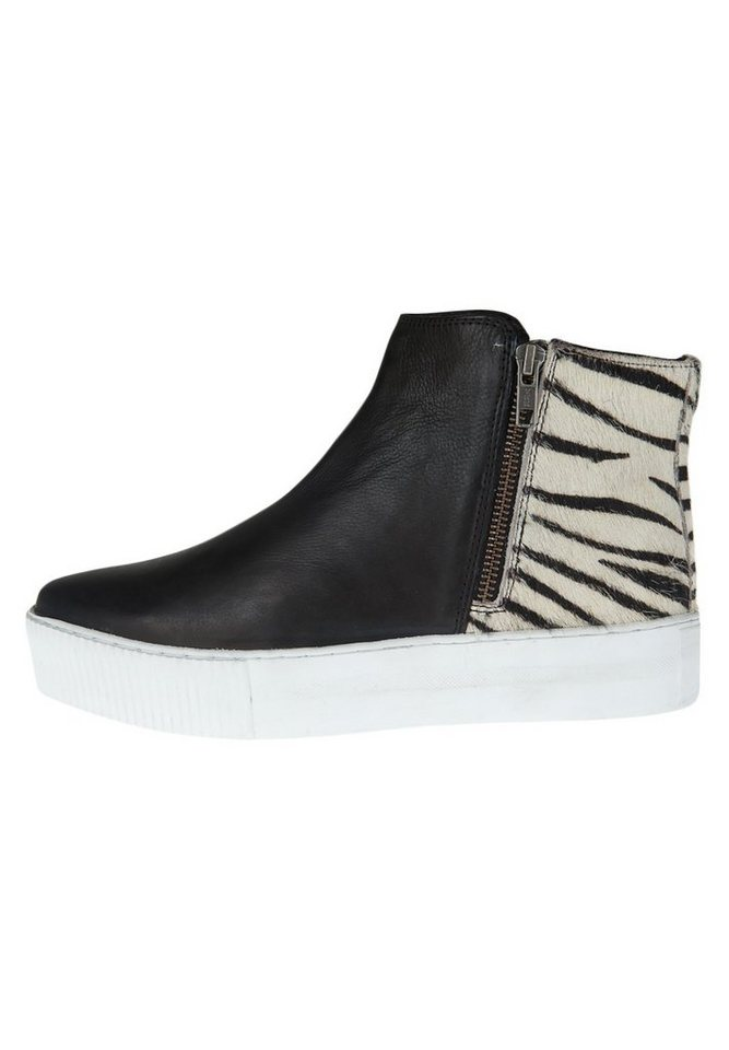 Maruti Anklebootie »AMY ZEBRA« in mini zebra white bla