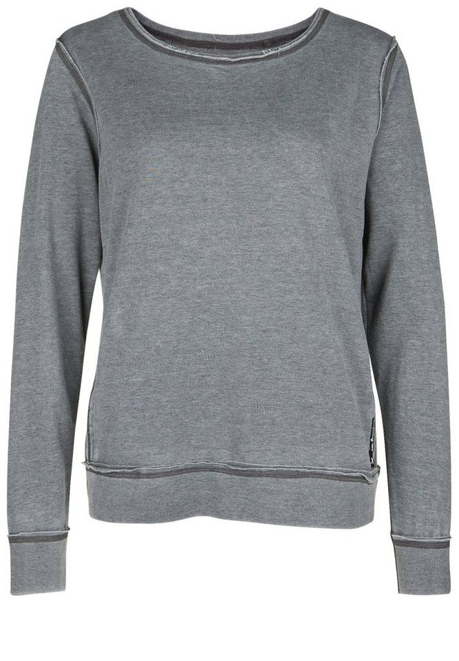 DAILY'S NOTHING'S BETTER Sweatshirt »HARITA« in black