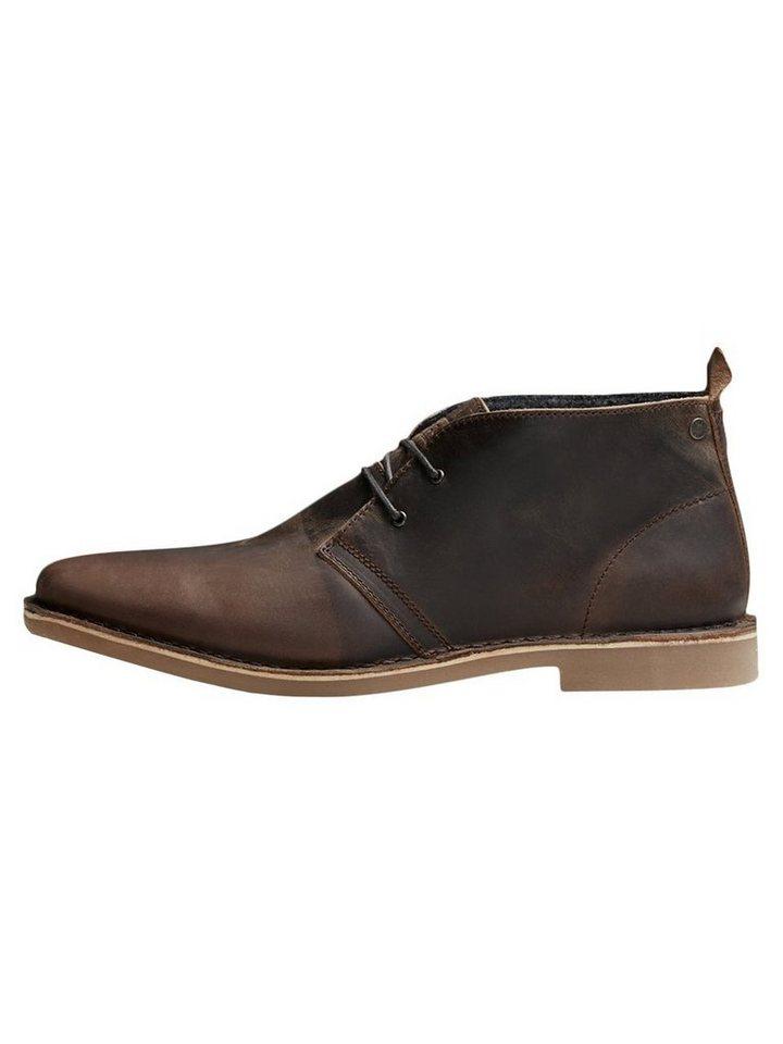 Jack & Jones Klassische Stiefel in Brown Stone
