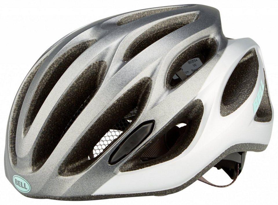 Bell Fahrradhelm »Tempo Helmet Unisize Women« in grau
