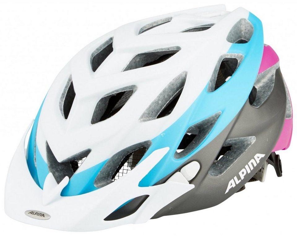 Alpina Fahrradhelm »D-Alto L.E. Helm« in weiß