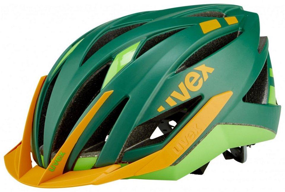 UVEX Fahrradhelm »ultra snc Helm« in grün