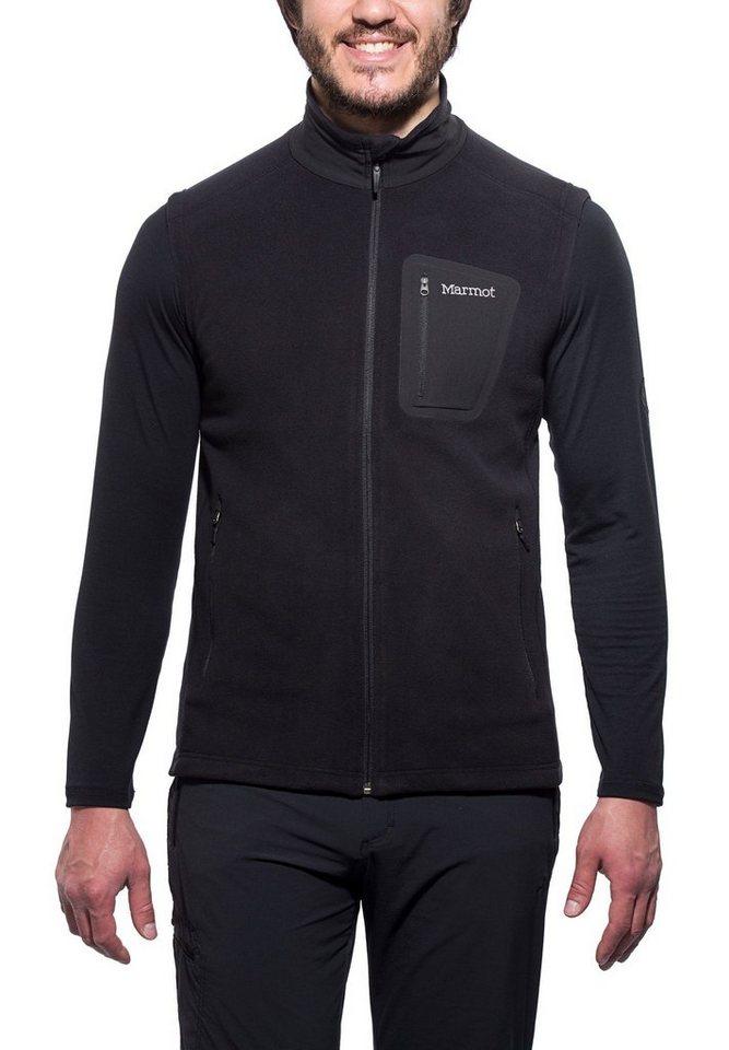 Marmot Weste »Reactor Vest Men« in schwarz