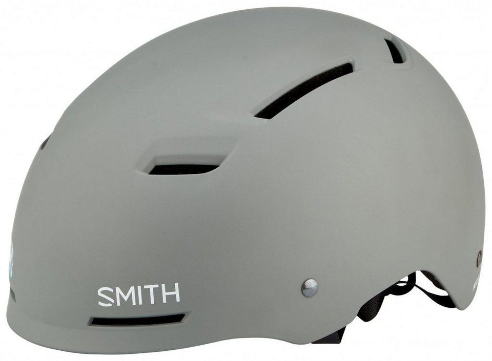 Smith Fahrradhelm »Axle Helmet« in grau