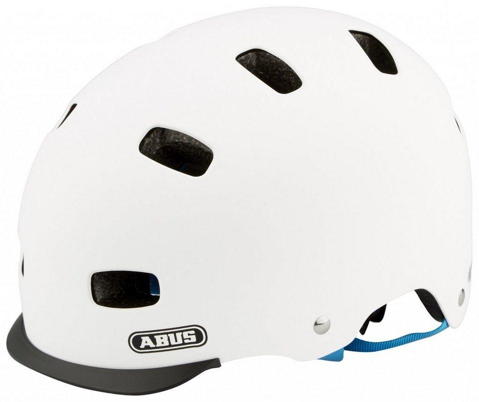 ABUS Fahrradhelm »Scraper v.2 Helm« in weiß