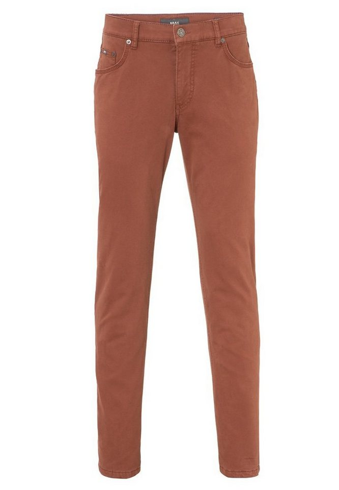 BRAX Thermohose Five-Pocket »COOPER FANCY« in HAZEL