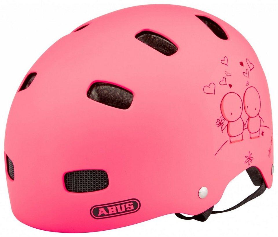 ABUS Fahrradhelm »Scraper Kid v.2 Helm« in pink
