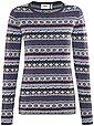 FJÄLLRÄVEN Pullover »Övik Folk Knit Sweater Women«, Bild 3