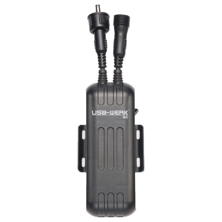 Busch + Müller Fahrradbeleuchtung »USB-Werk AC Ladegerät«