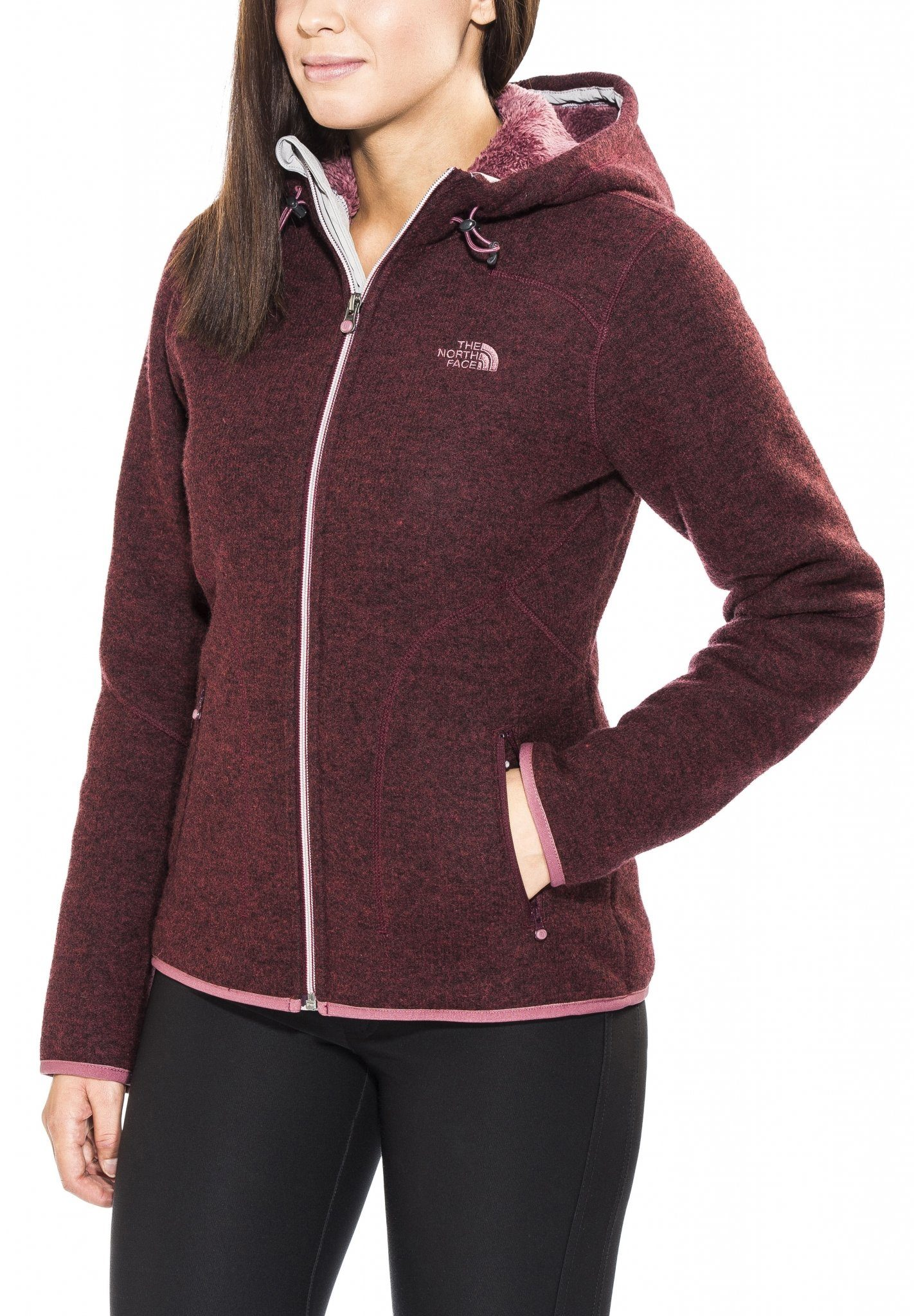 The North Face Outdoorjacke »Zermatt Full Zip Hoodie Women«