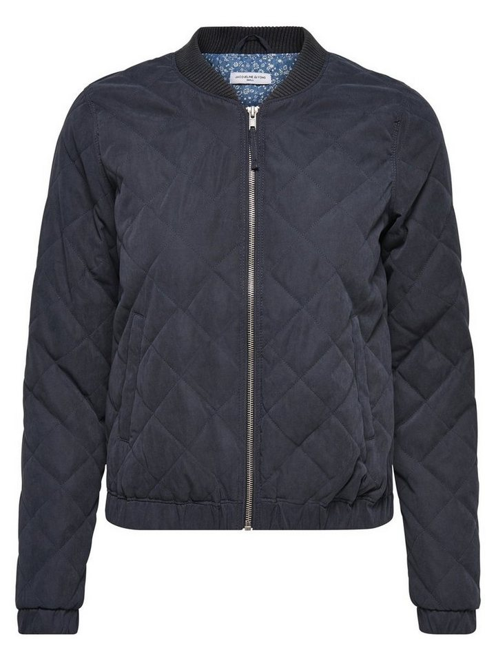 Only Blouson- Steppjacke in Dark Navy