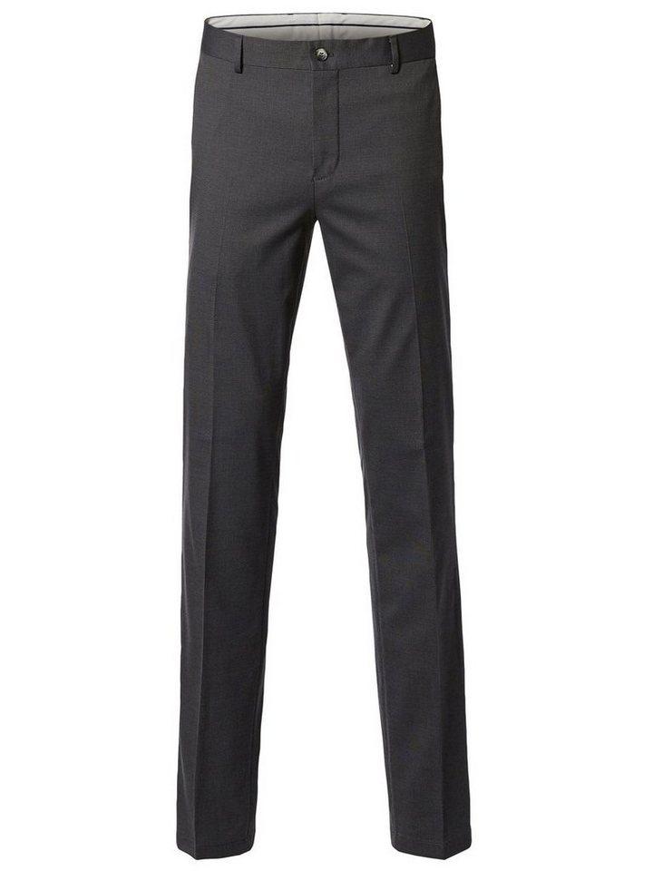 Selected Skinny-Fit- Hose in Grey
