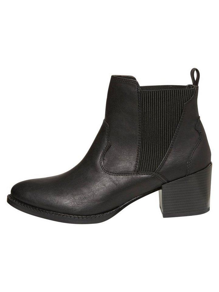 Vero Moda Knöchel- Stiefel in Black