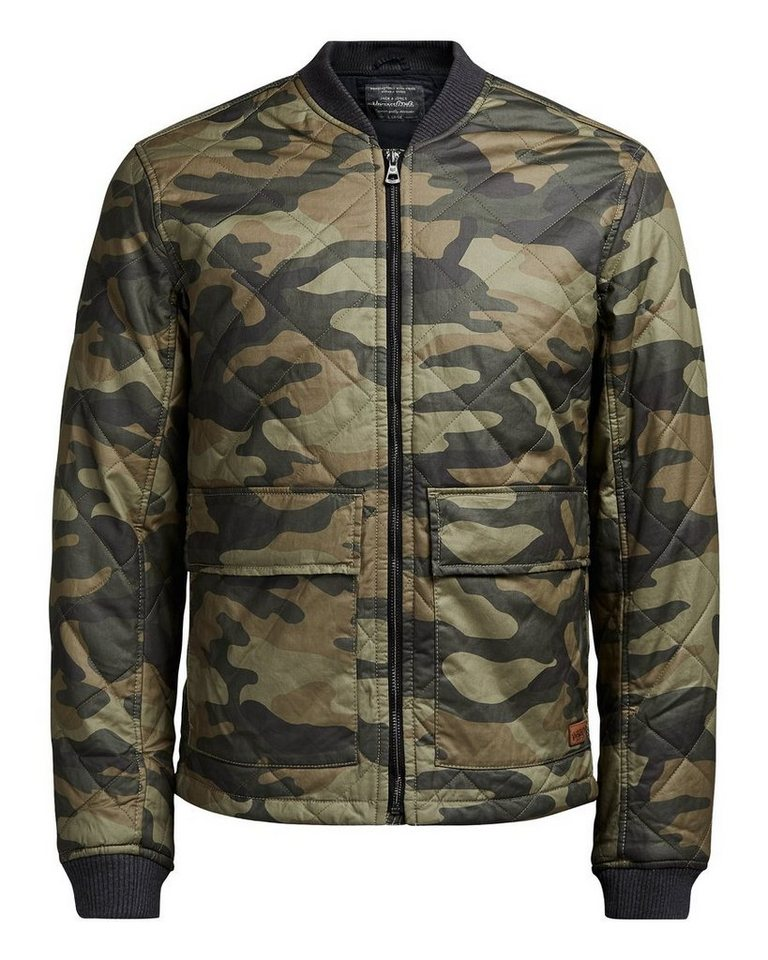 Jack & Jones Diamant- Jacke in Rosin