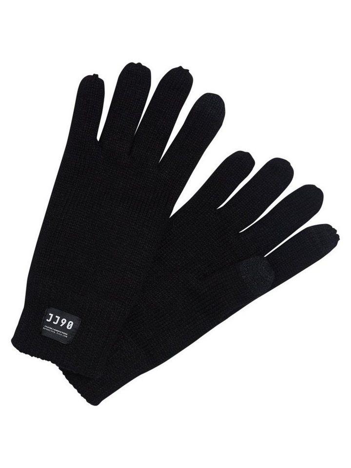 Jack & Jones Klassische Handschuhe in Black