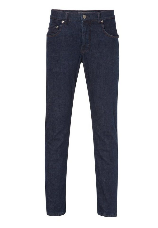 BRAX Thermojeans Five-Pocket »COOPER DENIM« in DARK BLUE