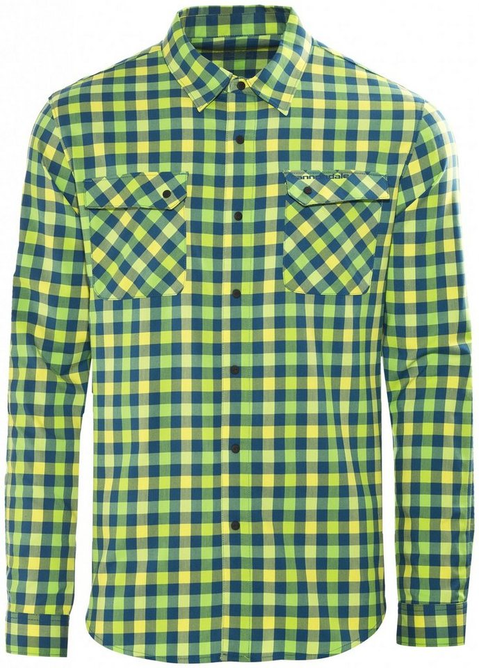 Cannondale Radtrikot »Shop L/S Shirt Men« in blau