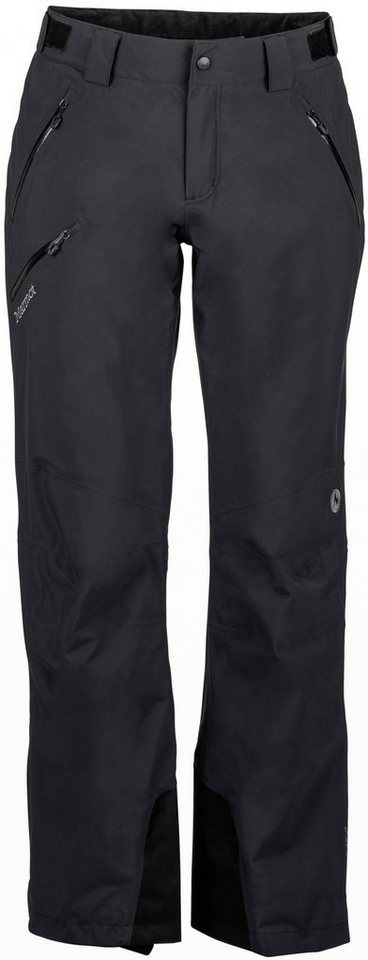 Marmot Outdoorhose »Palisades Pant Women« in schwarz