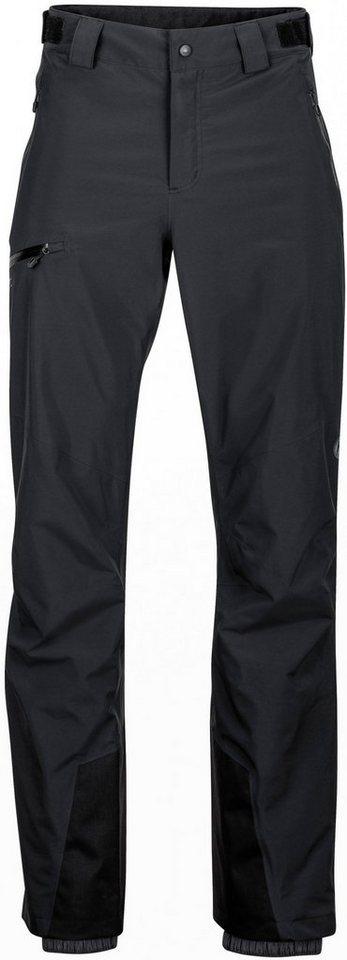 Marmot Outdoorhose »Palisades Pant Men« in schwarz