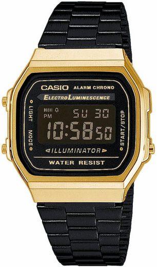 CASIO VINTAGE Chronograph »A168WEGB-1BEF«