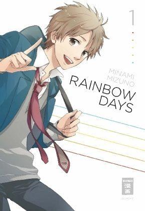 Broschiertes Buch »Rainbow Days / Rainbow Days Bd.1«