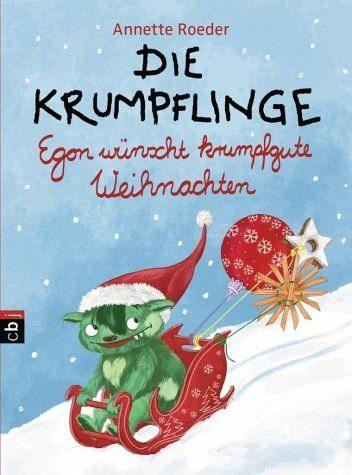 Gebundenes Buch »Egon wünscht krumpfgute Weihnachten / Die...«