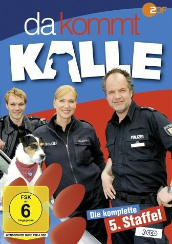 DVD »Da kommt Kalle - Die komplette 5. Staffel (3...«