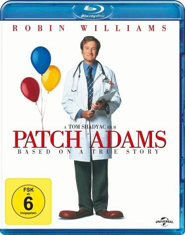 Blu-ray »Patch Adams«