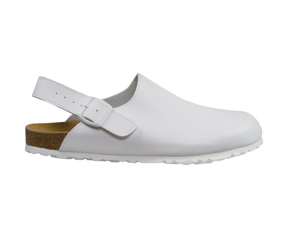 LICO Pantolette »BIOLINE CLOG CLASSIC« in weiss