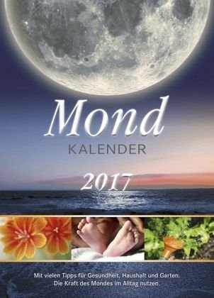 Kalender »Mondkalender 2017«
