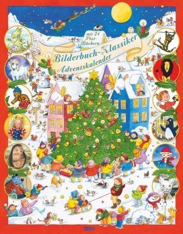 Kalender »Bilderbuch-Klassiker Adventskalender«