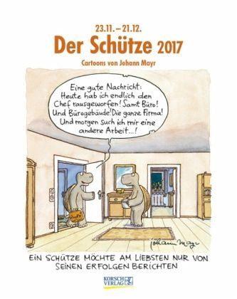 Kalender »Schütze 2017«