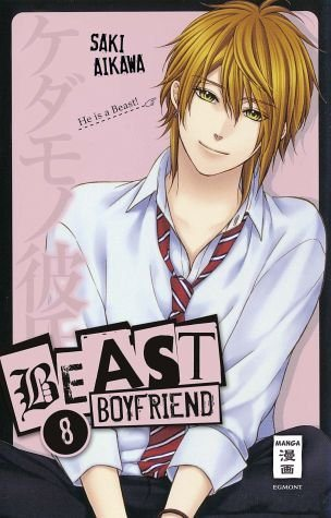 Broschiertes Buch »Beast Boyfriend / Beast Boyfriend Bd.8«