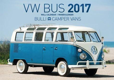 Kalender »Volkswagen Bus: VW Bulli 2017«