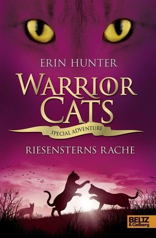 Gebundenes Buch »Riesensterns Rache / Warrior Cats - Special...«