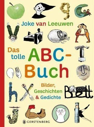 Gebundenes Buch »Das tolle ABC-Buch«