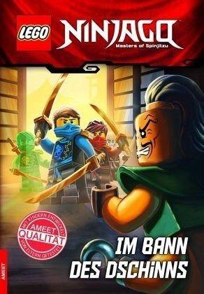 Gebundenes Buch »LEGO® NINJAGO(TM) Im Bann des Dschinns«