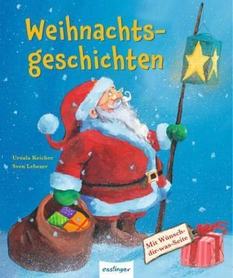 Gebundenes Buch »Weihnachtsgeschichten«