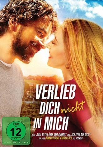 DVD »Verlieb dich nicht in mich«