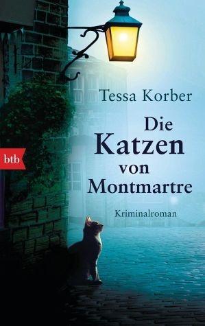 Broschiertes Buch »Die Katzen von Montmartre«